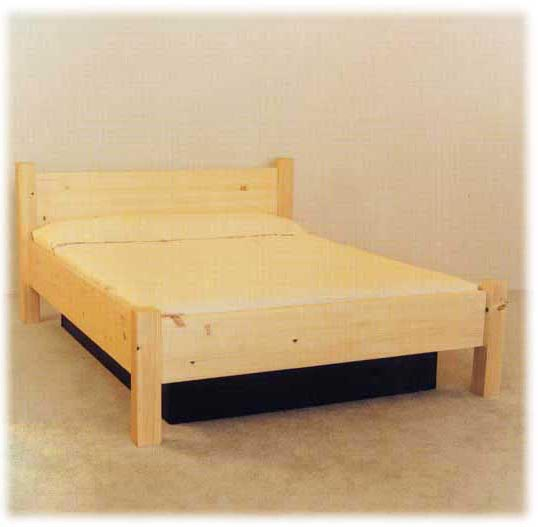 Simply Waterbeds - Frame beds